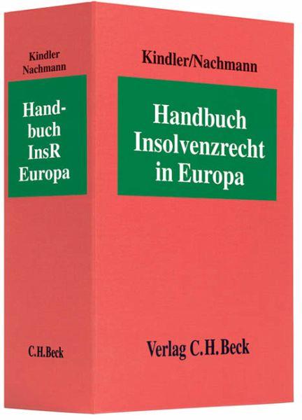 Handbuch Insolvenzrecht in Europa