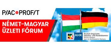 Deutsch-Ungarisches Wirtschaftsforum in Budapest